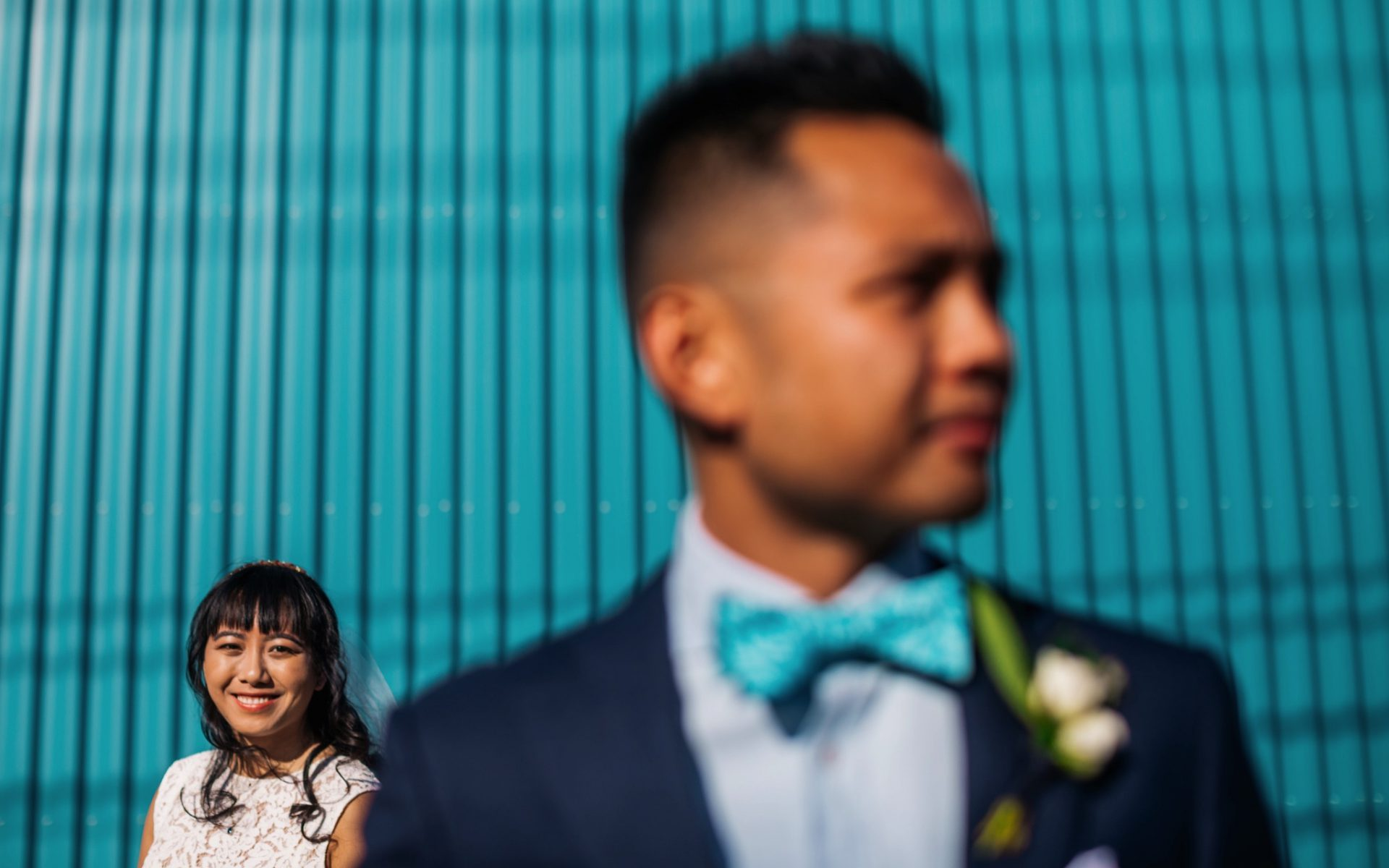 Fino + Lexie - Sacramento Urban Wedding!