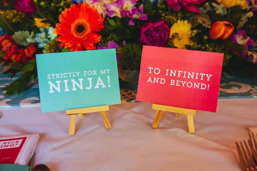 Ryan and Rene Vibrantly Colorful Wedding The Goodness 183