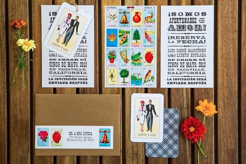 Luis and Lizeths Mexican Fiesta wedding design The Goodness